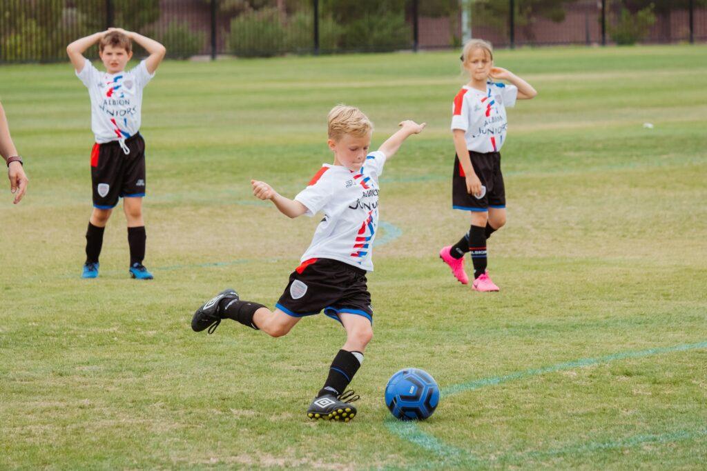 How long do kids soccer games last?